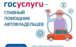Портал Госуслуг для водителей – обзор полезных услуг