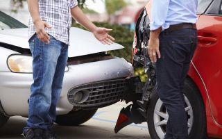 Что делать, если у виновника ДТП нет страховки