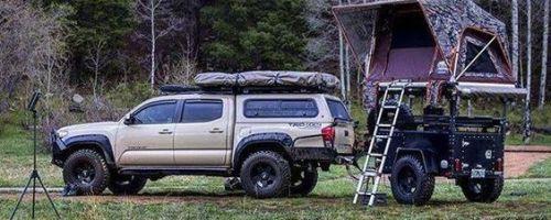 Палатка багажник на крышу автомобиля