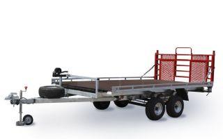 Особенности и характеристики курганского прицепа Тандем