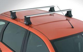 Выбираем поперечины на крышу автомобиля