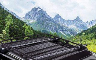Багажник корзина на крышу автомобиля  – разбираемся в преимуществах
