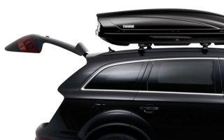 5 популярных багажных боксов на крышу автомобиля