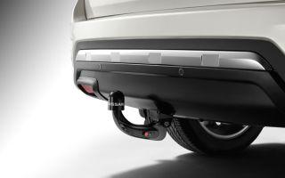Как установить фаркоп на автомобиль