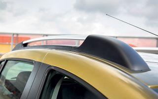 Рейлинги на крышу автомобиля – тонкости выбора