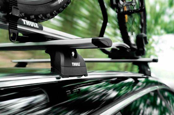 Багажник Thule с креплением для перевозки велосипеда