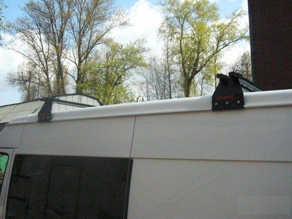 Багажник Атлант для машин с водостоками