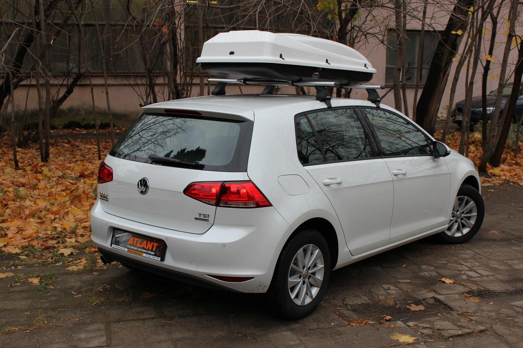 Багажник на крышу автомобиля Атлант