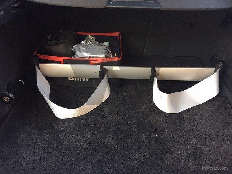Крепления для жесткой фиксации груза в багажнике