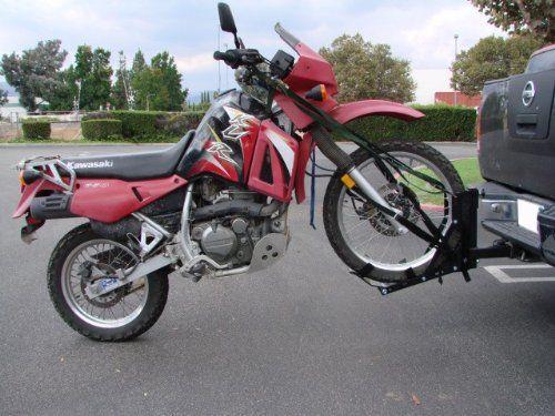 Буксировка мотоцикла