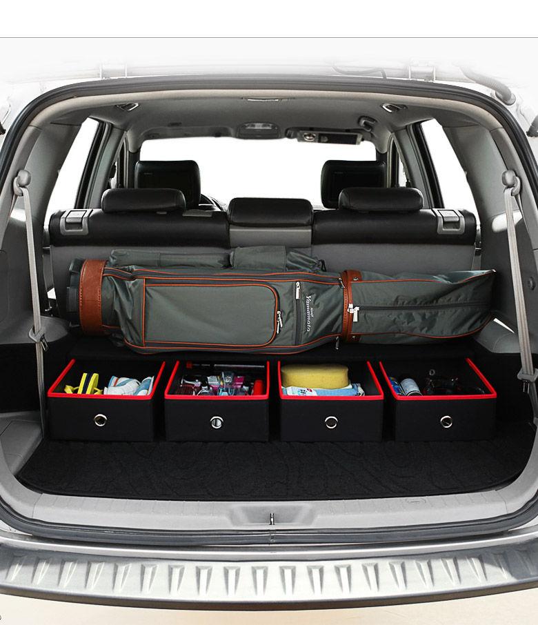 Универсальный органайзер в багажник
