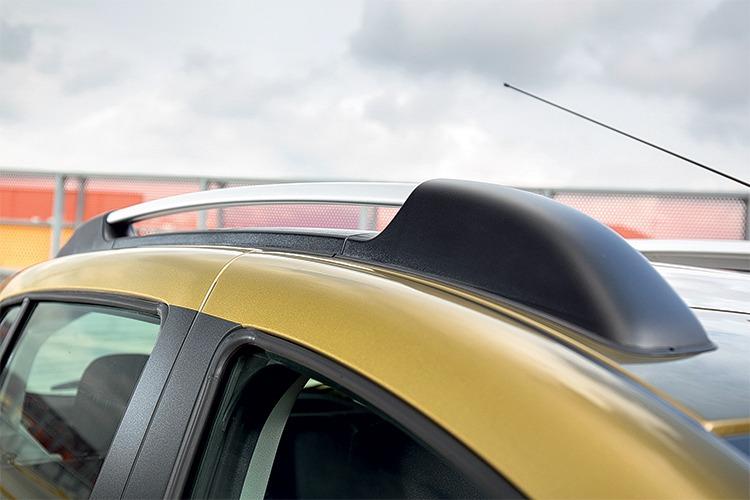 Рейлинги на крыше автомобиля