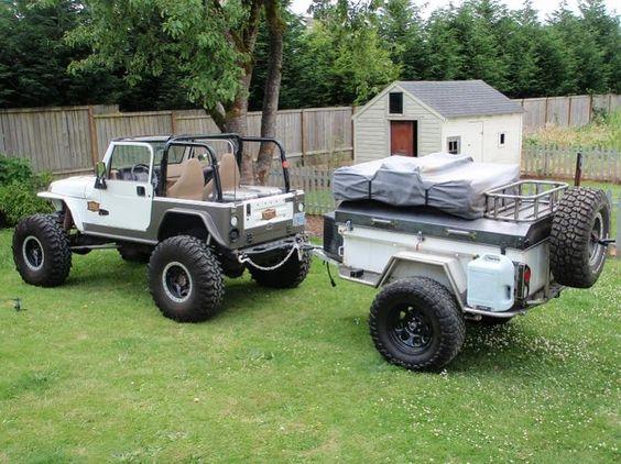 Самодельные автоприцепы для легковых автомобилей