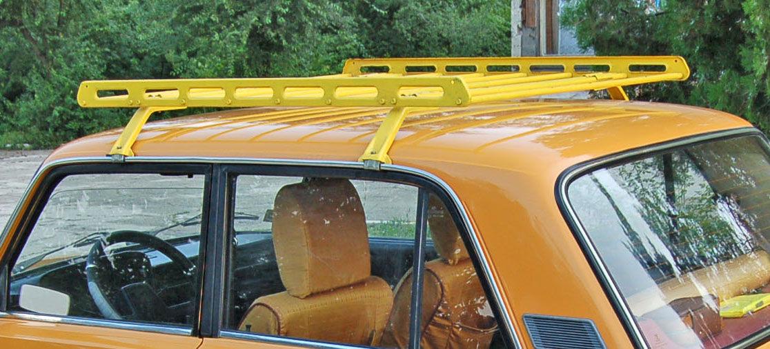 Багажник на крыше ВАЗ 2107