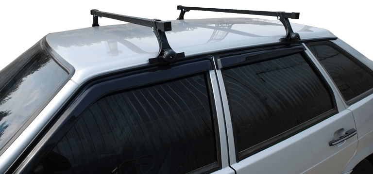 Багажник на водосток