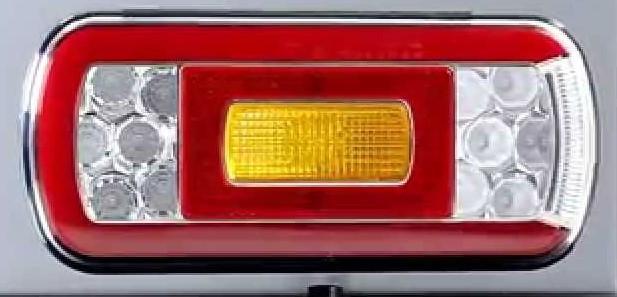 Задний LED-фонарь Fristom