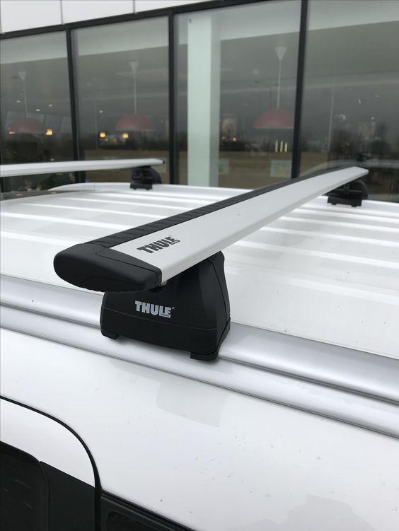 Поперечины Thule WingBar