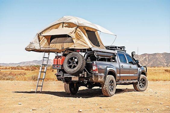 Багажник палатка ARB Simpson III
