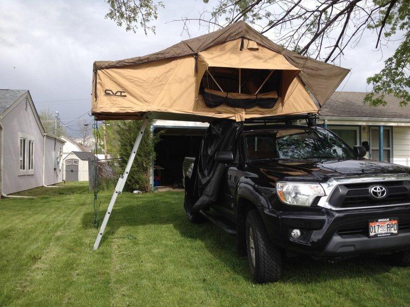 Багажник палатка CVT Mt. McKinley