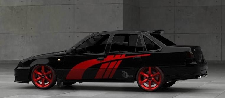 Автомобиль Дэу Нексия