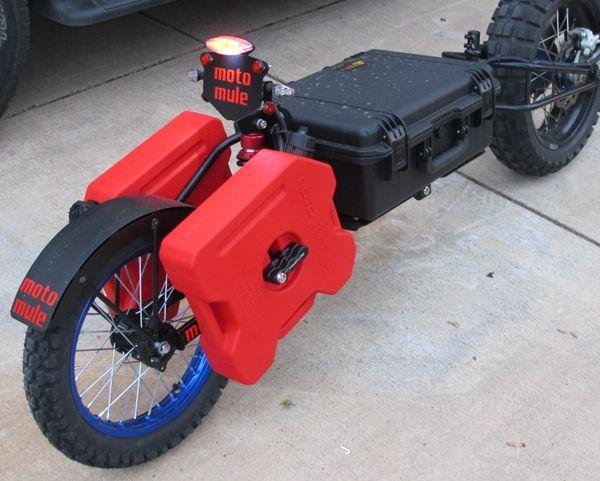 Прицеп Moto-mule